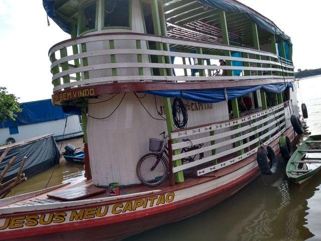 Vende-se um Motor Barco De Itauba