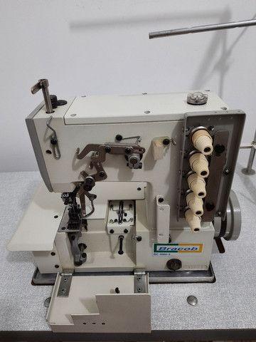 Máquina Industrial Galoneira colatete Bracob Bc 4000-5 - Foto 5