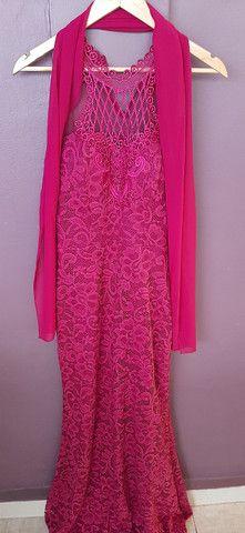 Vestido de festa G Rosa/Pink - Foto 4