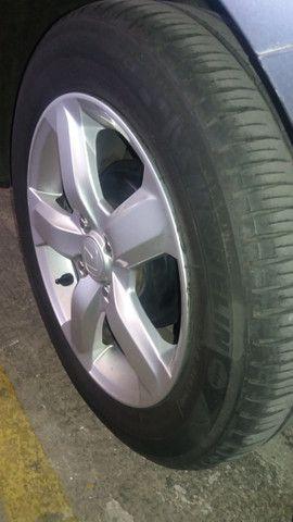 Jogo rodas Honda aro 15 com pneus - Foto 5
