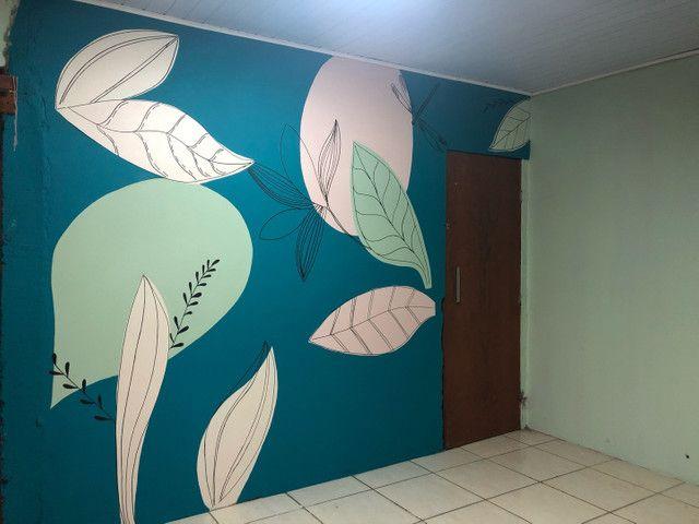 Pintura em parede - Foto 4