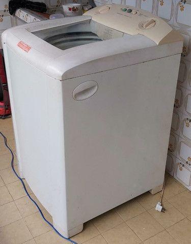 Máquina de Lavar Electrolux Turbo Limpeza 8kg - Usada, Leia a Descrição - Foto 4