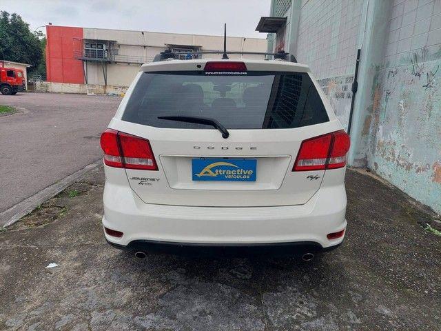 JOURNEY 2011/2012 3.6 RT V6 GASOLINA 4P AUTOMÁTICO - Foto 9