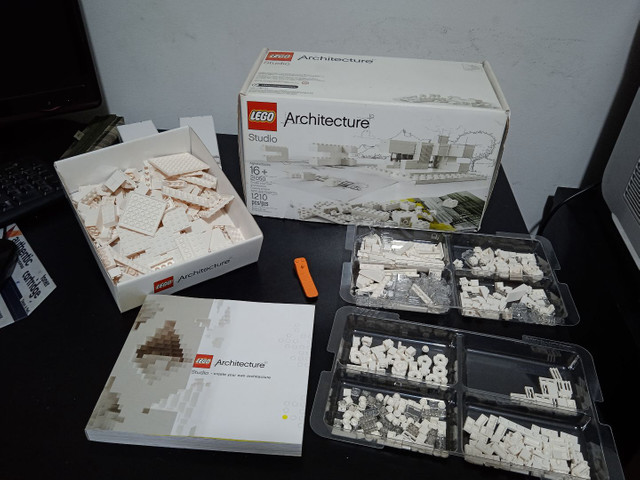 LEGO Architecture Studio - 21050