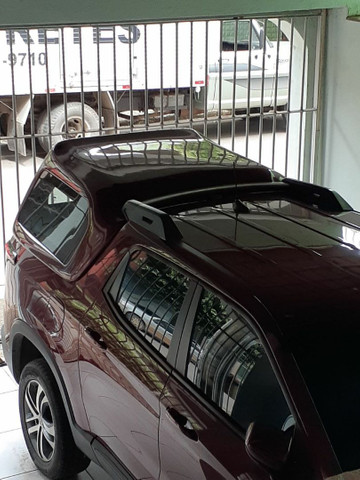 Capota de fibra para Fiat toro  - Foto 2