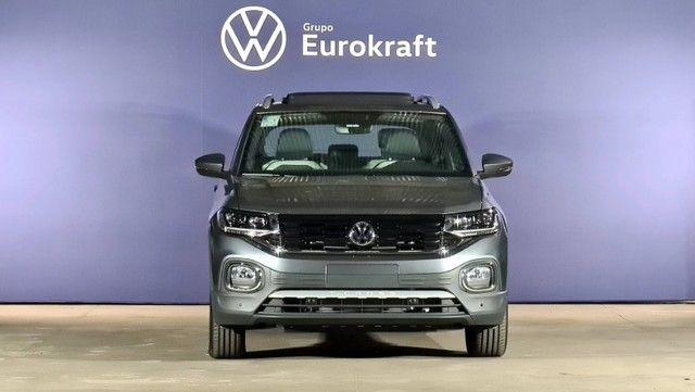 Pronta entrega VW T-Cross Highline 250TSI  21/22 Zero km - Foto 2