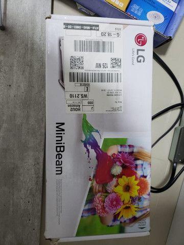 Projetor LG Smart TV Full HD com controle remoto mágico - Foto 4