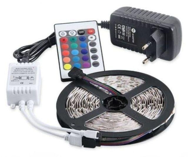 FITA LED colorida
