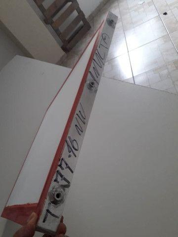 Quadro Serigrafia Aluminio 77 fios 50x60 interno excelente qualidade (analiso propostas