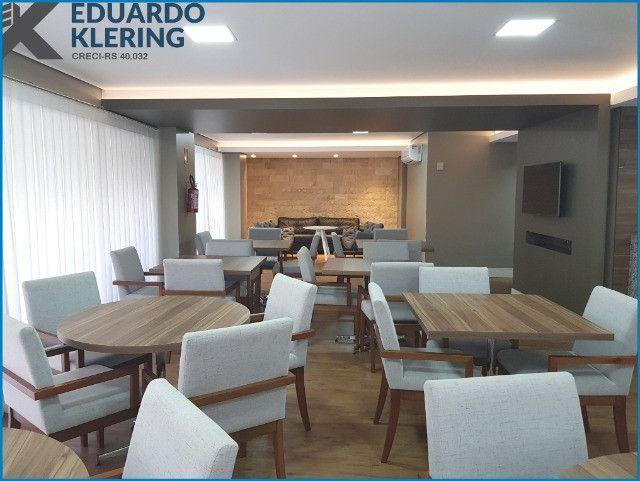 Apartamento com 3 dormitórios, 2 vagas, sacada com churrasqueira, infra completa, Dubai - Foto 18