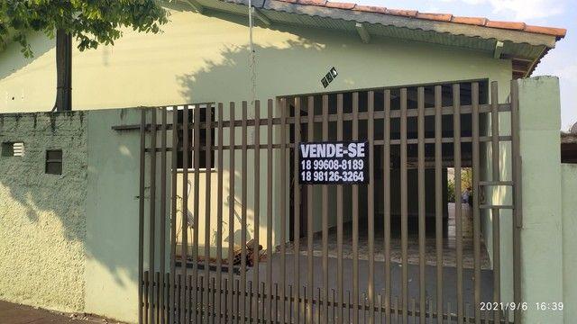 Casa e terreno centro de Tupi Paulista - Foto 4