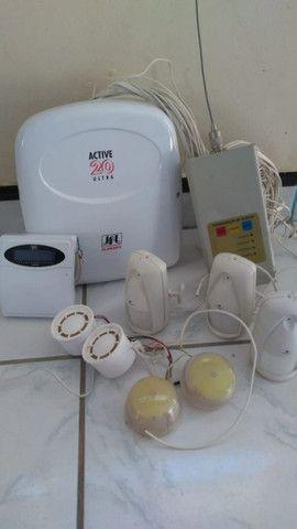 Kit ACTIVE 20 ultra para instalação de alarme de segurança