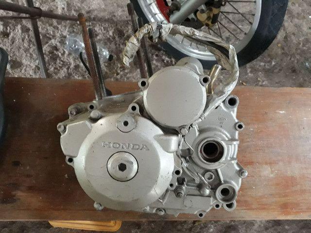 Motor Honda XR 250 Tornado , desmontado com procedência, sem o cabeçote ! - Foto 2