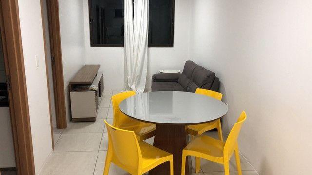 Apartamento mobiliado na Tamarineira 2 quartos - Foto 5