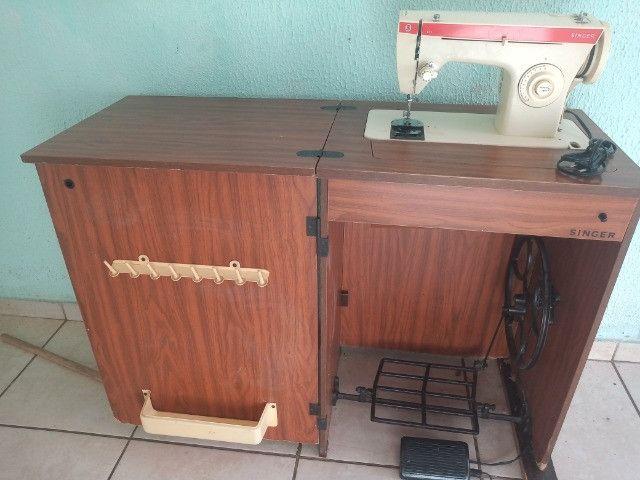 Máquina de costura confecção e reparos