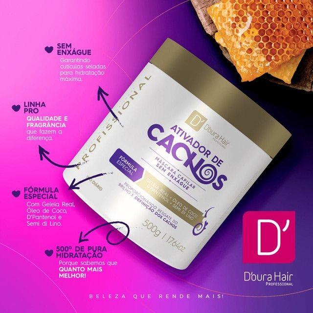 Kits D'oura Hair Profissional com 34 produtos! - Foto 2