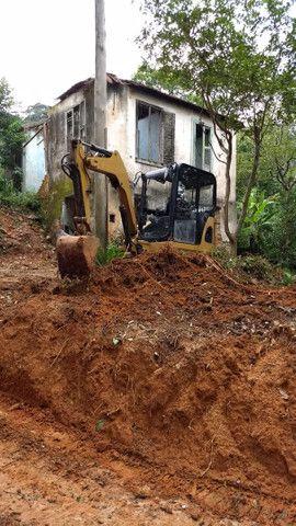 Mini escavadeira  - Foto 6