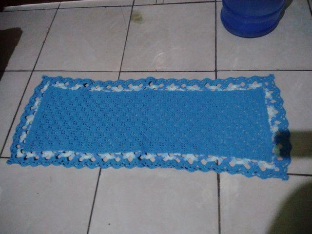 Super promoção de tapetes em crochê - Foto 2