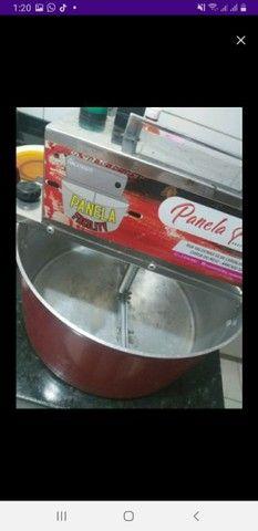 Panela facility  para fazer recheio e doces