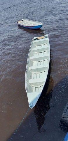 Canoas em alumínio naval  - Foto 15