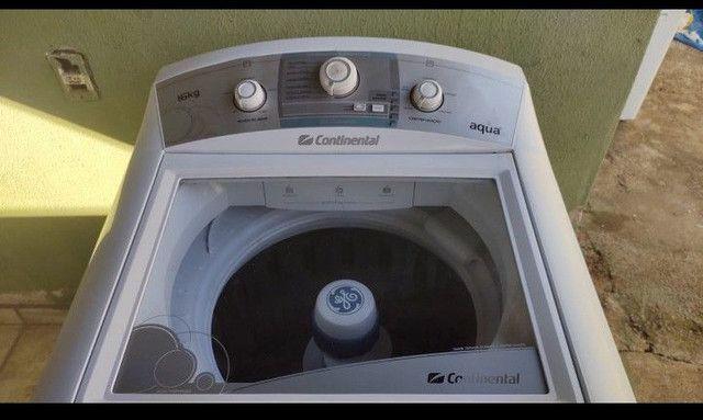 Máquina de lavar 16 kg