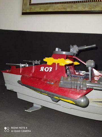 Comandos em ação -hidrojato torpedeiro cobra - Foto 5