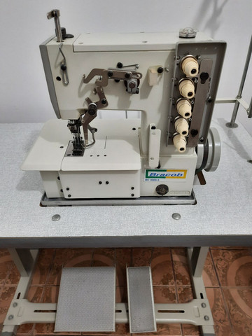 Máquina Industrial Galoneira colatete Bracob Bc 4000-5 - Foto 3