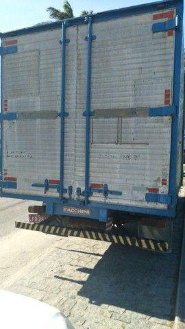 Vendo caminhão 608, ano 78 - Foto 8
