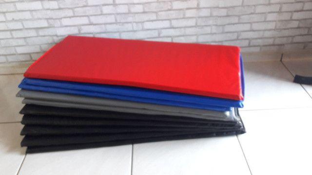 Kit com 9 colchonete impermeável 90x40x2
