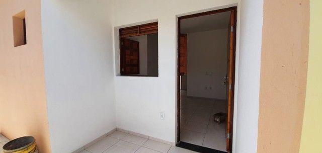 Casa nova no Cristo. 2 quartos sendo 1 suíte. R$ 145 mil com ITBI e cartório - Foto 3