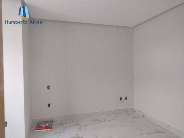 Casa com 4 suítes à venda, 193 m² por R$ 920.000 - Alphaville I - Vitória da Conquista/BA - Foto 17