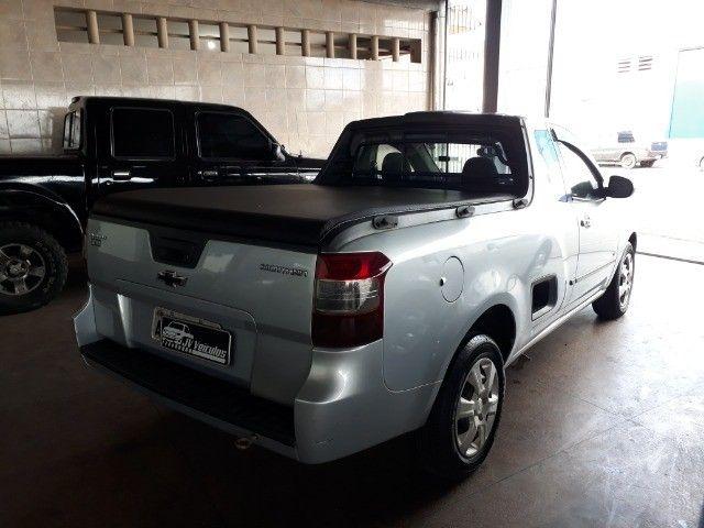 Chevrolet Montana LS 2012 Completa - Foto 2