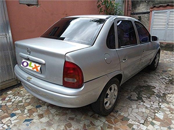 Vendo Corsa Sedan GLS 1.6 MPFi 16V 1998