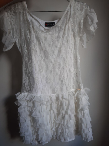 Vestido infantil perfumaria renda  - Foto 2