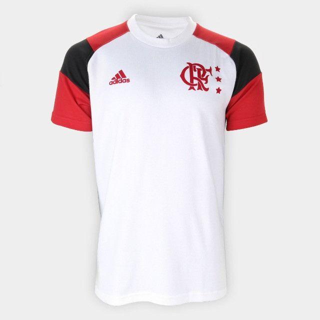 Camiseta CR Flamengo Icon 2020