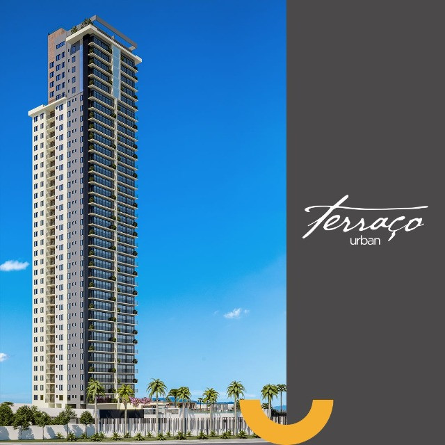 AP na Orla 14, Praia da Graciosa - 94,30 m² - 3 quartos - Ed. Terraço Urban - Foto 3