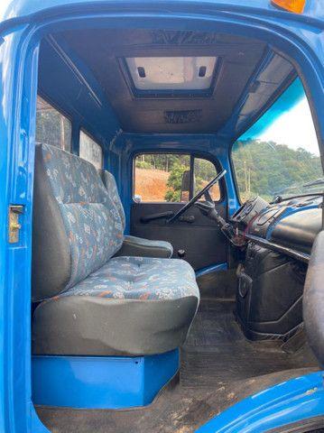 Caminhão MB 1313 ano 81/81   - Foto 2