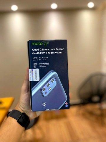 Oferta Melhor preço do Brasil - Moto G 20 64 - Foto 3