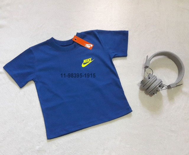 Camiseta infantil atacado - Foto 2
