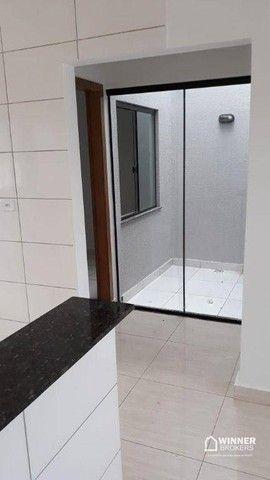 Casa com 2 dormitórios à venda, 57 m² por R$ 140.000,00 - Jardim Primavera - Floresta/PR - Foto 4