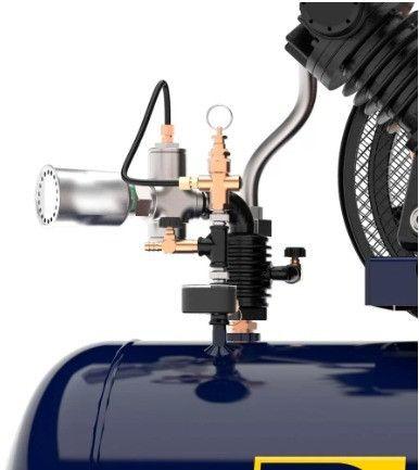 Compressor de Ar Gasolina 15 Pés - Foto 5