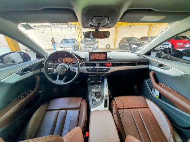 Audi A5 Ambition 2018 impecável 252 cv - Foto 6