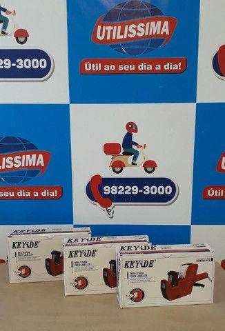 Etiquetadora de Preço c/8 Dígitos ? Entrega grátis - Foto 2