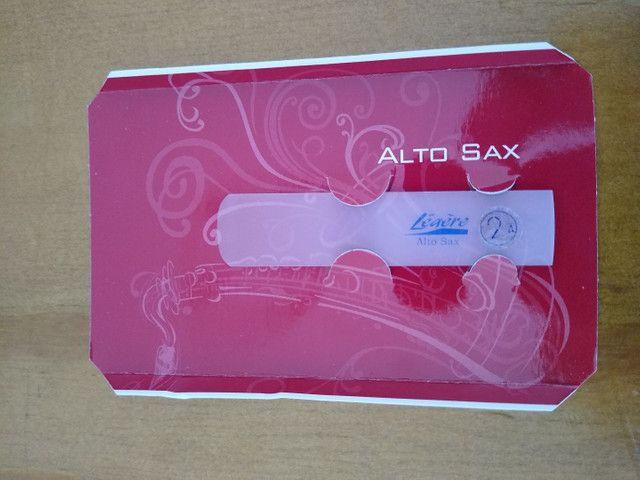 Sax Alto Palheta Légère - Foto 3