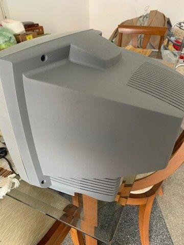 TV PHILIPS 14 polegadas completa( antena e controle ) - Foto 2