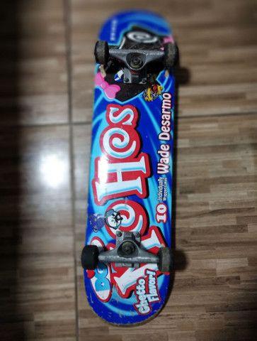 Skate montado usado  - Foto 2