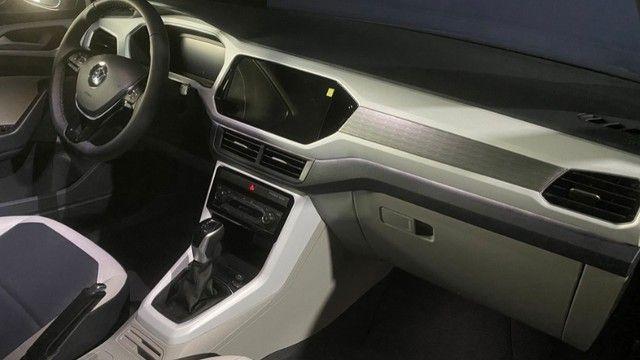Pronta entrega VW T-Cross Highline 250TSI  21/22 Zero km - Foto 9