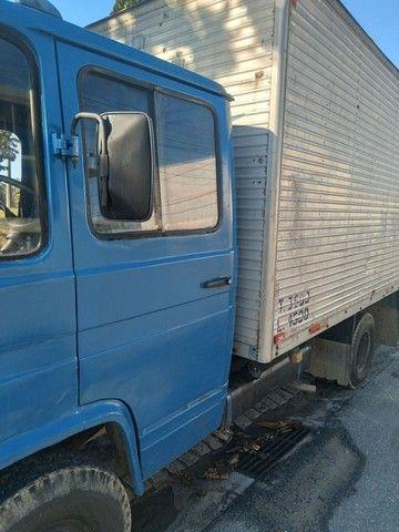 Vendo caminhão 608, ano 78 - Foto 15