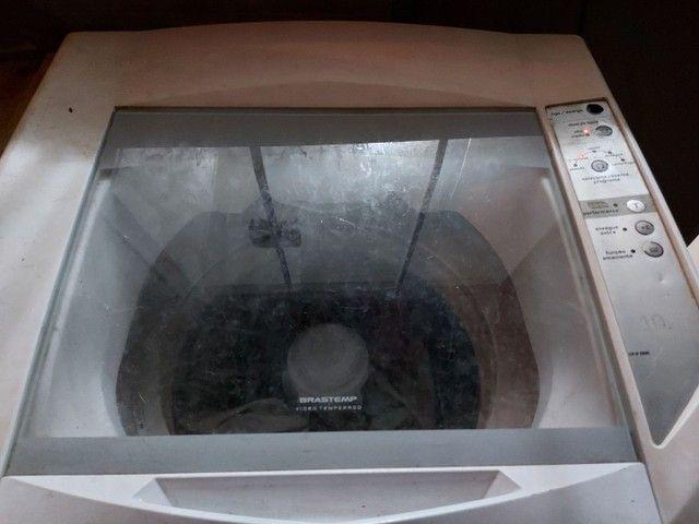 Vendo Lavadora Brastemp - Foto 3