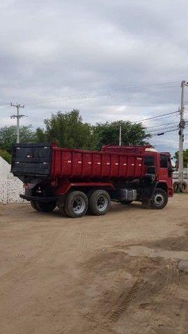 Caçamba Ford Cargo 2422 - Foto 4